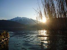Lago di Caldonazzo - Valsugana , Trentino