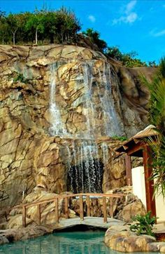Peter Island Tortola Villa  Falcons Nest #wimcovillas #luxurytravel Best Places to Travel | Top accomadations in the Caribbean  Imagine taking a stroll through this destination complete with a waterfall and perfect swimming area  #BVI Virgirn Islands
