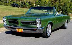 1965 Pontiac GTO Pro-Touring