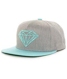 4f361e85b52 Diamond Supply Co Brilliant Snapback Hat