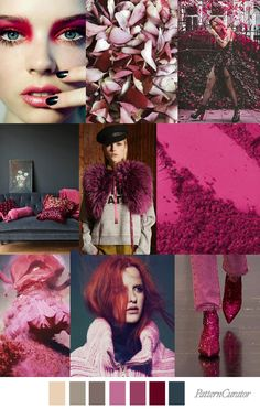PIGMENTED PINK – Pattern Curator
