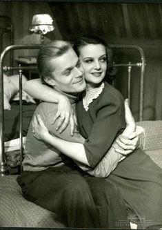 Darvas Iván és Tolnai Klára Lany, Back In Time, Big Love, Hungary, Famous People, Melbourne, Culture, Actresses, Actors