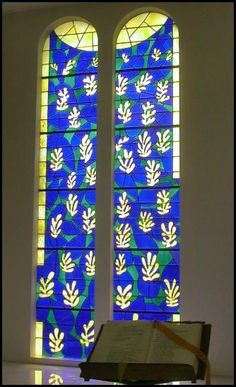 FRANCE // Matisse's Masterpiece: Vence's Chapelle du Rosaire // The Chapelle du Rosaire de Vence is a unique building which was designed and constructed by Henri Matisse, as a monument to the gratitude he felt towards his nurse Monique Bourgeois. It is a profound space which combines the artistic and the spiritual, and is abiding proof of Matisse's genius. // Continue reading: http://theculturetrip.com/europe/france/articles/matisse-s-masterpiece-vence-s-chapelle-du-rosaire-/
