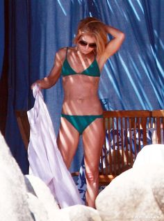 Pin for Later: Age Is Just a Number! See Hot Stars Over 40 in Bikinis Kelly Ripa, 45