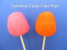 Gumdrop Cake Pops