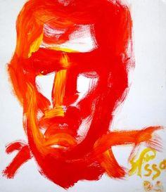 """Saatchi Online Artist Sandra Issa; Painting, """"untitled"""" #art"""