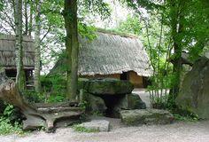 bronze age house - Google Search