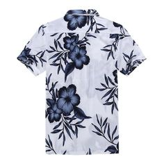 0085e502d8 Short-sleeved shirt | H&M For Men | H&M MAN | Shirts, Men, Vintage ...