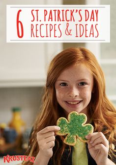 This March, celebrate the holiday with these 6 St. Patrick's Day Recipes and Ideas perfect for sharing at class parties or enjoying at home. This collection of fun ideas includes Little Leprechaun Hat Marshmallow Pops, Irish Proverbs Match-Up Game, and Green Girls' Garden Party with free printables! Avoid getting pinched this St. Patty's Day by trying one (or all) of these fun ideas.