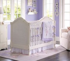 Gabrielle Nursery Bedding | Pottery Barn Kids