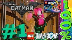 LEGO Dimension FR Story Pack 100% Batman Movie Episode #1
