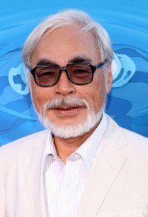 Hayao Miyazaki - Director/Producer of Howl's Moving Castle, Ponyo, Spirited Away, Princess Mononoke.