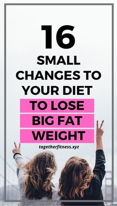16 small changes to your diet to lose big weight | lose weight tips for women | lose weight tips healthy habits | lose weight tips for beginners | lose weight tips and tricks | lose weight tips diets #loseweight #skinny #losebellyfat #howtoloseweight #fitness
