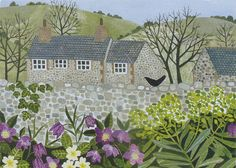 'View from Spring Garden' by Vanessa Bowman
