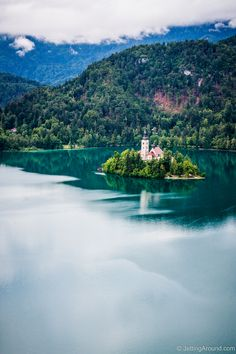 AROUND CITIES: Visiting Lake Bled, #Slovenia
