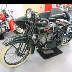 1923 Harley Davidson
