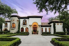 Mediterranean style :: Houston, Texas