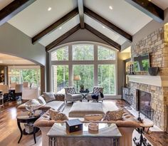 8 Eye-Opening Tips: Small Living Room Remodel Basement Bathroom living room remodel ideas french country.Small Living Room Remodel Apartments living room remodel on a budget house.Living Room Remodel With Fireplace Spaces. Living Room Remodel, Home Living Room, Living Room Designs, Living Spaces, Kitchen Living, Small Living, Living Room With Windows, Cozy Living, Apartment Living
