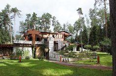 Stunning villa design in Moscow: Drova Villa