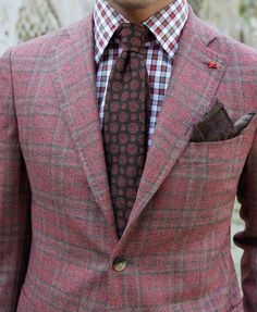 Pattern mix and match.