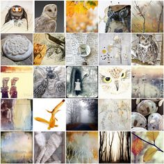 the last mosaic of autumn   Flickr - Photo Sharing!