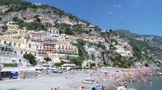 Positano, Italy. #amalficoast