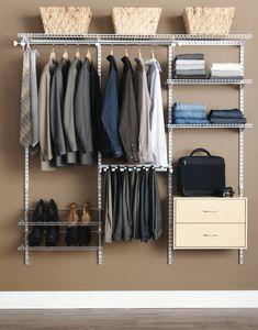 Formas prácticas de organizar armarios baratos para dar un aire de modernidad a nuestro hogar, aumentando su espacio y su capacidad.