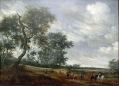 Salomon van Ruysdael (1602 – 1670)