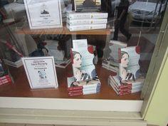 Window love for THE CHAPERONE @warwicksbooks in La Jolla!