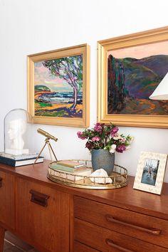 Credenza_4 Ways_Oil Painting Masculine Brass_Mid Century Modern Glam 3