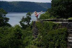 See this image of Ft Tryon Park, NYC - Evgeniya Chernukhina in @JordanMatter's NY Times Bestselling book: Dancers Among Us
