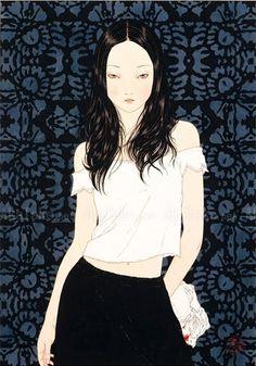 Мистический Арт Такато Ямамото | Mystical Art by Takato Yamamoto (117 работ)