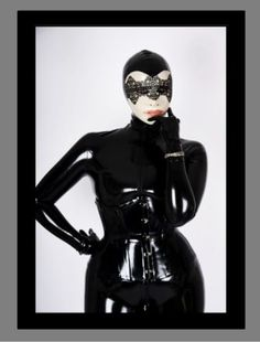 The Venetian Latex Lace Venetian, Latex, Halloween Face Makeup, Couture, Character, High Fashion
