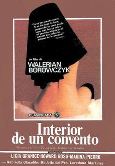 Behind Convent Walls AKA Interno di un convento(1978)   Walerian Borowczyk