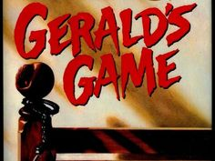Stephen King's Gerald's Game is reportedly being adapted for Netflix