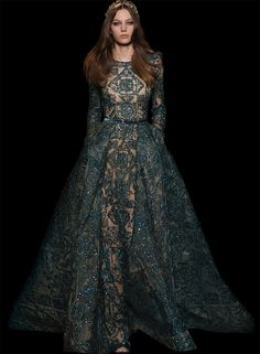 ELIE SAAB - Haute Couture - Herbst Winter 2015-2016