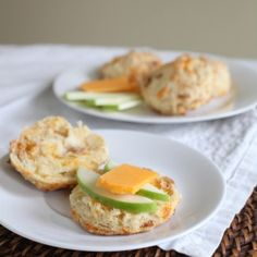 Apple Cheddar Biscuits « Go Bold with Butter