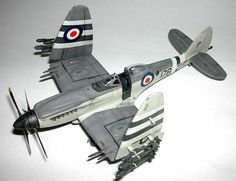 Supermarine Seafire by Edmund Goh (Airfix Ww2 Aircraft, Military Aircraft, Mk 47, Modeling Techniques, Supermarine Spitfire, Ww2 Planes, Military Diorama, Military Equipment, Model Airplanes