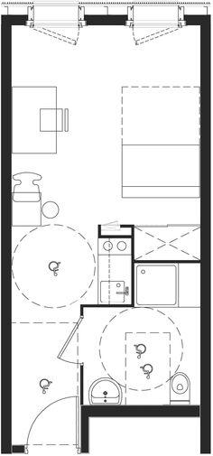 Residencias Irene Joliot Curie / DATA [Architectes]