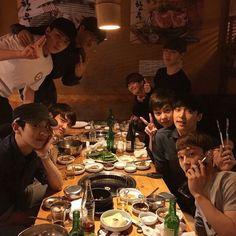 EXO Dinner