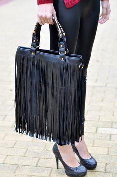 Purse -it's almost identical to my Steve Madden handbag!!!