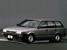 Toyota Corolla Van (1987 – 1991).