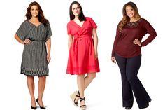 dresses for full rectangle body shape - Google Search