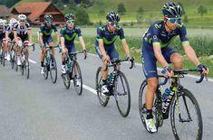 Alejandro Valverde et Nairo Quintana au départ du Tour de Catalogne  https://todaycycling.com/valverde-quintana-tour-de-catalogne/