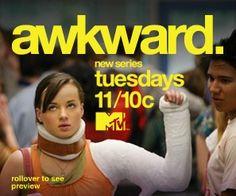AWKWARD series-i-love-3