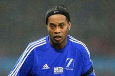 Meski saat ini Ronaldinho sudah tidak lagi setenar saat