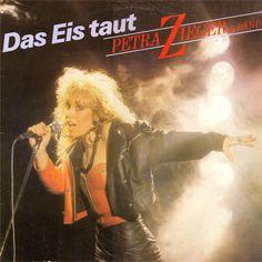 Petra Zieger & Band - Das Eis Taut GER 1990 Lp nm