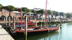 Old #boats in #Caorle