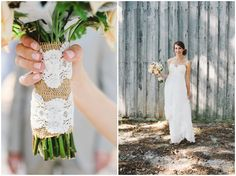 Pink and Gold DIY Wedding by Brett & Jessica Photography