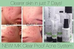 Mary Kay's Clearproof Set www.marykay.com/Amanda.Woods1793